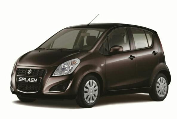 Suzuki Front