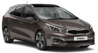 KIA Cee'd SW (brown metallic)