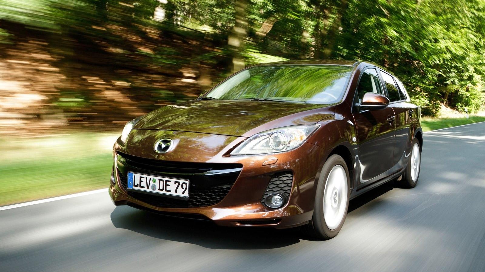 Mazda 3 2012 1600